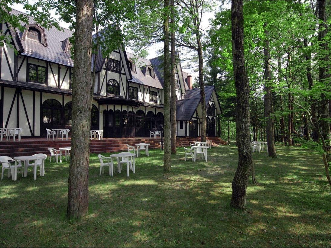 白馬かたくり温泉 レストラン&ホテル トロイ...