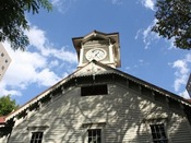 札幌で時を刻み続けてきた歴史的建造物「時計台」