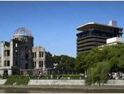 【おりづるタワー】ホテルより徒歩約5分の広島の新スポット。