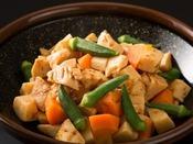 【和洋ビュッフェ朝食】和惣菜