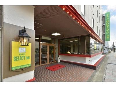 ホテルセレクトイン米沢