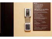 ◆女性大浴場暗証番号式入口