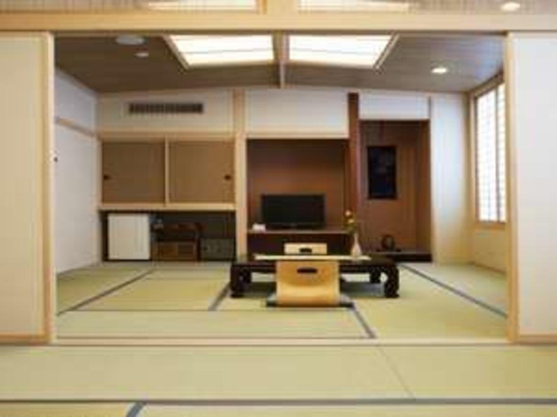 木の香り漂う新しい和室