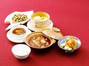 【1名様向けご夕食】美麗華の「信州食材を組み込んだ中華セット」 別途チョイスメニューもございます