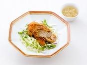【1名様向けご夕食】「信州食材を組み込んだ中華セット」のチョイスメニュー:山賊焼