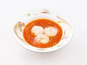【1名様向けご夕食】「信州食材を組み込んだ中華セット」のチョイスメニュー:エビチリ