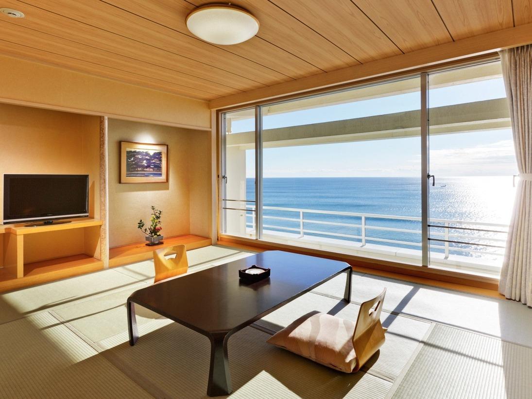 海側和室一例