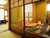 【対峰閣】石庭付きのお部屋