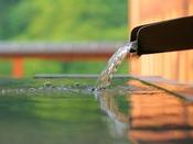 【露天風呂付客室 檜】ご家族やご夫婦で楽しい時間をお過ごしください。