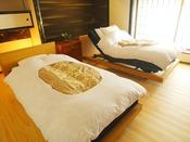 【リビングタイプ】上質な眠りのパラマウント電動式ベッド「インタイム7000シリーズ」です。