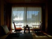 【客室】源泉掛け流し・露天風呂付客室