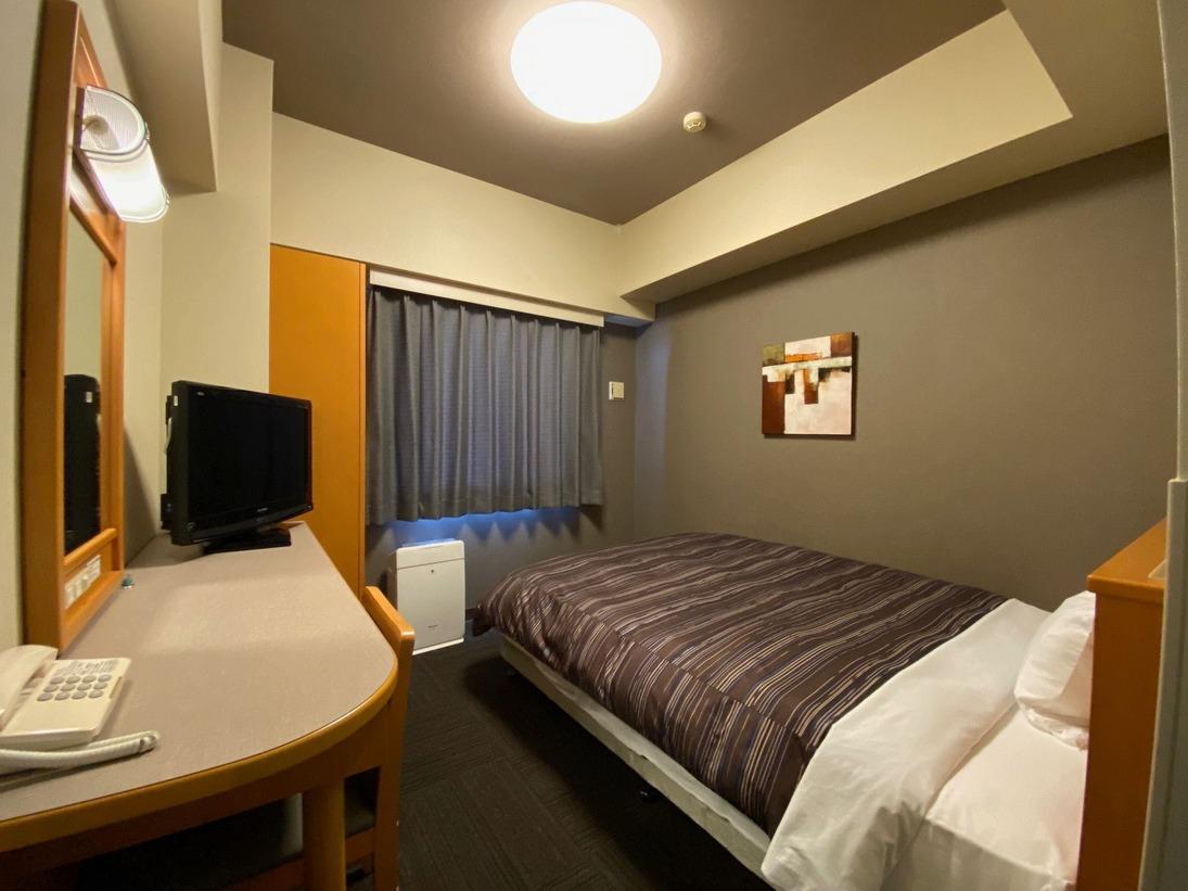 シングルルーム ベッドサイズ1400mm 広さ12平米