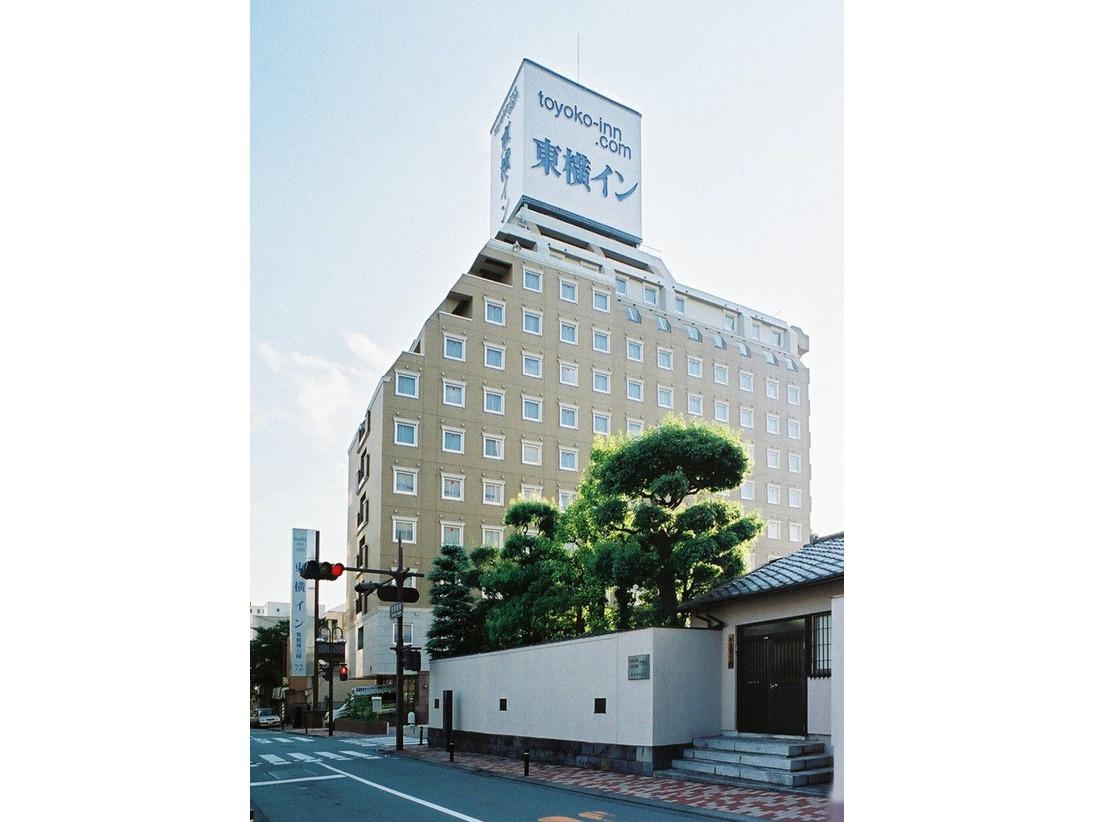 東横イン甲府駅南口1