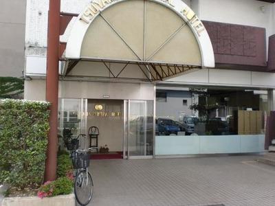津山セントラルホテル タウンハウス