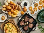 【朝食】「ここにしかない新しい食体験」をお楽しみください。 ※イメージ