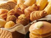 【朝食】パン/お好みの朝食スタイルに合わせてお選びください。 ※イメージ