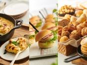 【朝食】洋食例 ※イメージ