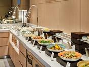 【朝食】京都の食材や調味料、香りを大切に仕上げたこだわりのメニュー。 ※イメージ