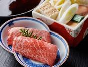 松阪牛すき鍋イメージ