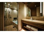 エグゼクティブデラックスキング バスルーム