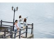 館内桟橋イメージ
