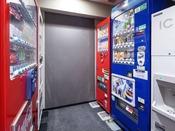 3F自動販売機コーナー