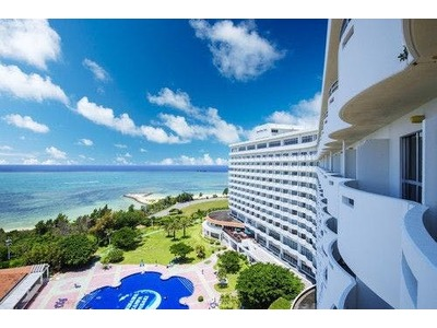 ロイヤルホテル 沖縄残波岬 -DAIWA ROYAL HOTEL...