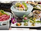 季節の和食会席 イメージ