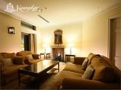 ■ 約112~122平米広いベッドルーム、暖炉のあるリビング・・・静かで穏やかな滞在をお約束します。