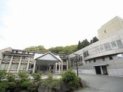 ■蔵王国際ホテル外観 (昼イメージ)