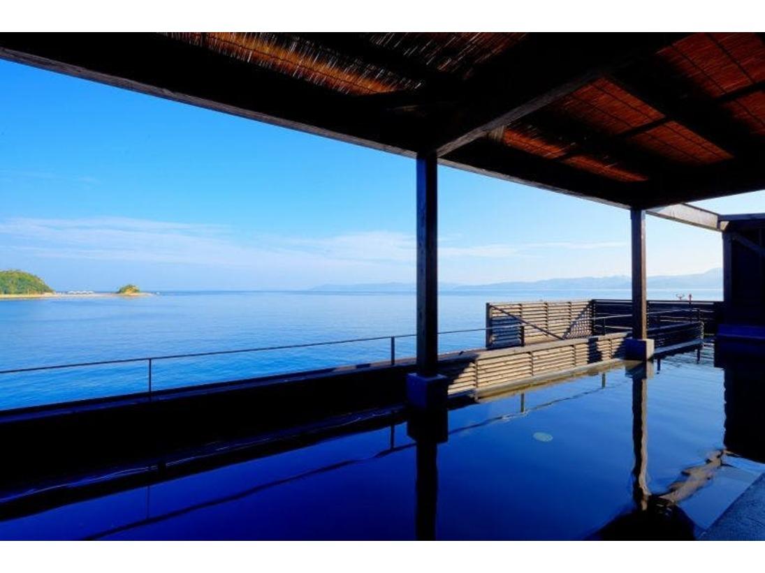島風の湯 展望露天風呂 昼