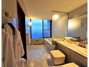 サンカラ ジュニアスイート バスルーム