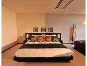 サンカラ ジュニアスイート ベッドルーム