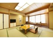 【安らぎ館】和室 夕陽側 和室12畳の純和風客室