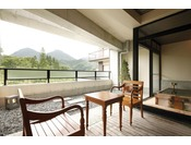 【懐かし館 山荘のお部屋】(温泉露天風呂付き客室/和室)