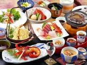 三大味覚のご夕食(イメージ)