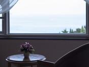 本館海側洋室からの眺め(一例)