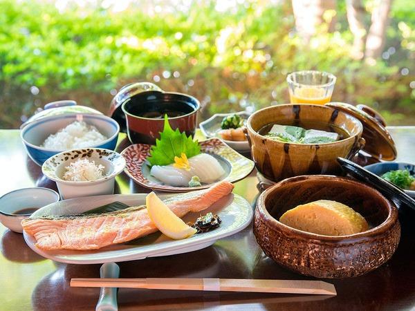 *【ご朝食(和食)】