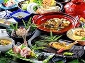 【すっぽん&鮎会席】良質なコラーゲンが豊富なすっぽんと旬の鮎。食べるエステを体験してみませんか?