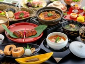 【鰻づくし&和牛会席】秋の期間限定!スペシャルグルメ!鰻料理を贅沢に6品も堪能!