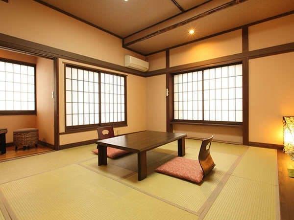 【アジアンテイスト和室10畳・トイレなし】