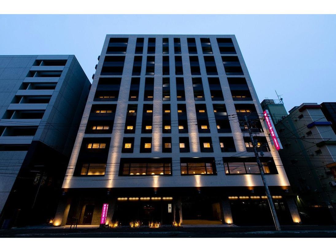 ホテルウィングインターナショナル札幌すすきの