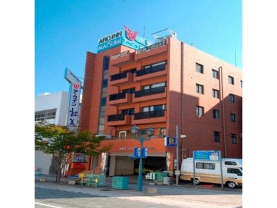 ホテルアークイン松美