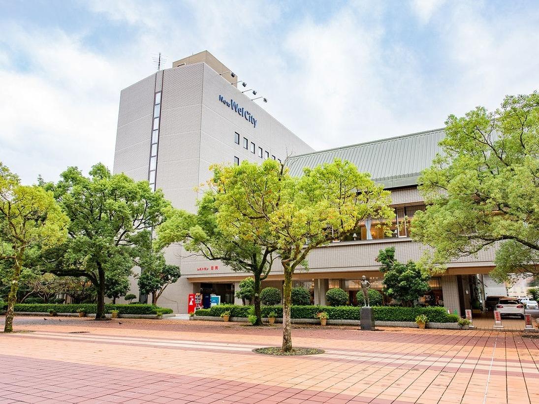 ホテルニューウェルシティ宮崎