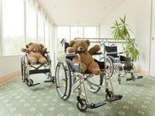 【車椅子レンタル】全ての車椅子をレンタル中の場合は、ご要望に添えない場合がございます。