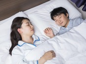 【お子様添い寝無料】小学6年生までの添い寝は無料でご利用いただけます。