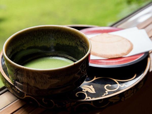 *【お抹茶】