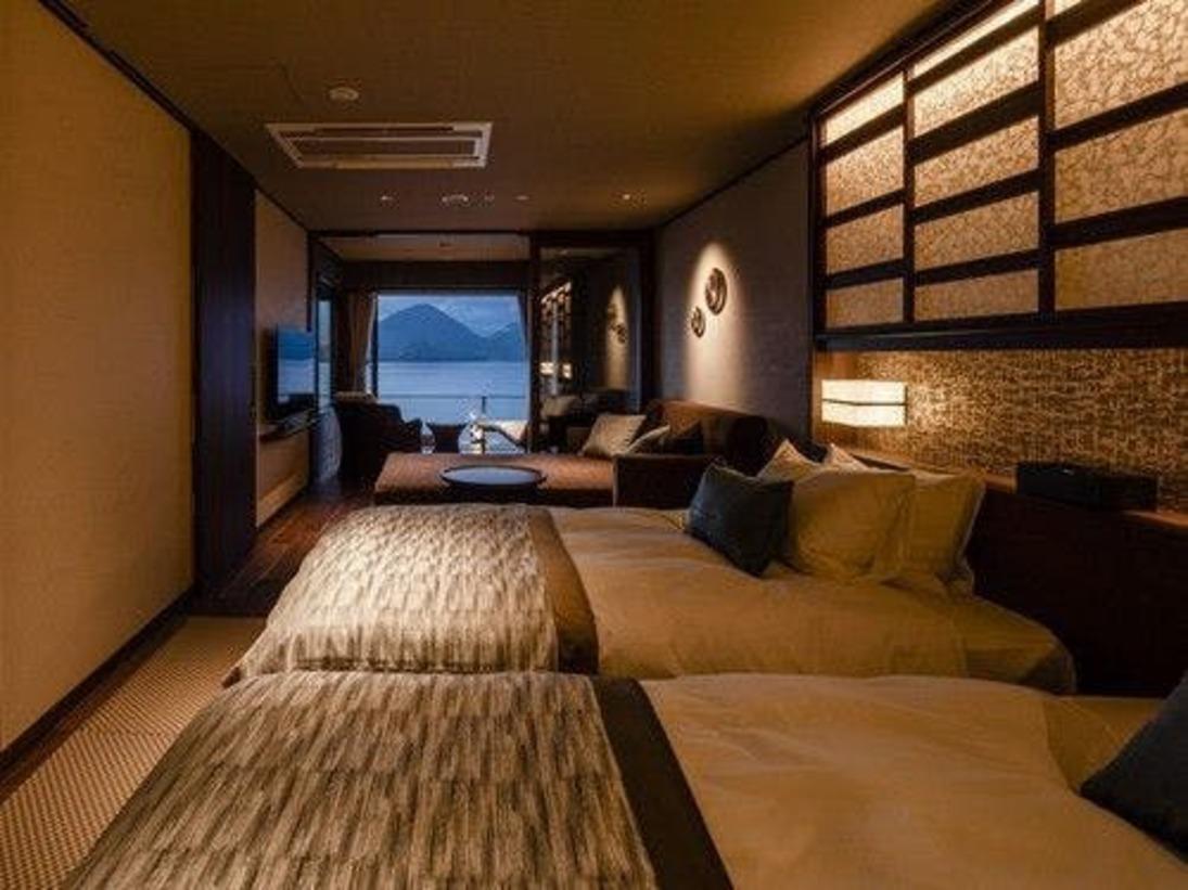 室内45平方メートル+テラス9.5平方メートル~モダンで柔らかく、優しい居心地のお部屋です~
