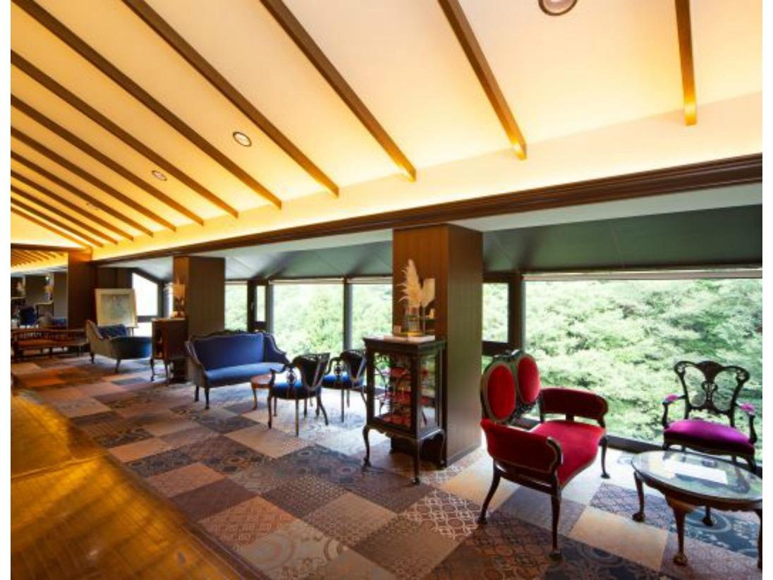 アートと音楽のホテル 真奈邸箱根