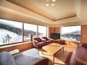◆【特別室】広々とした最上級のお部屋で、最上級の寛ぎをご堪能下さい。